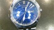 CITIZEN Gent's Wristwatch ECO DRIVE E101